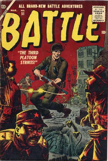 Battle 51 Cover Image