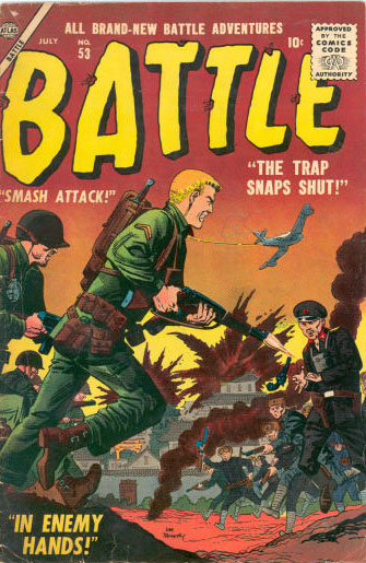 Battle 53 Cover Image