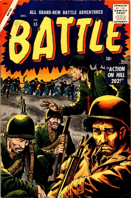Battle 55 Cover Image