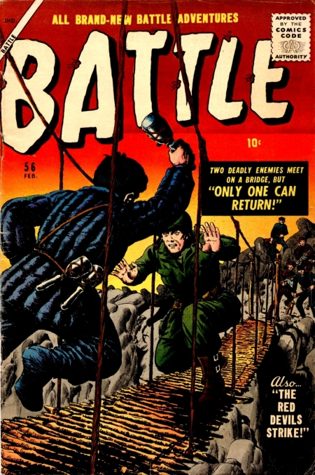 Battle 56 Cover Image