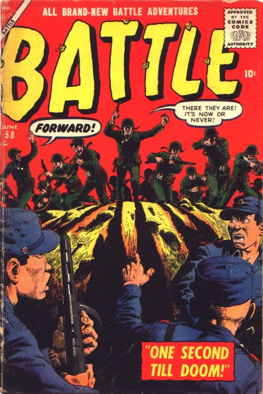 Battle 58 Cover Image
