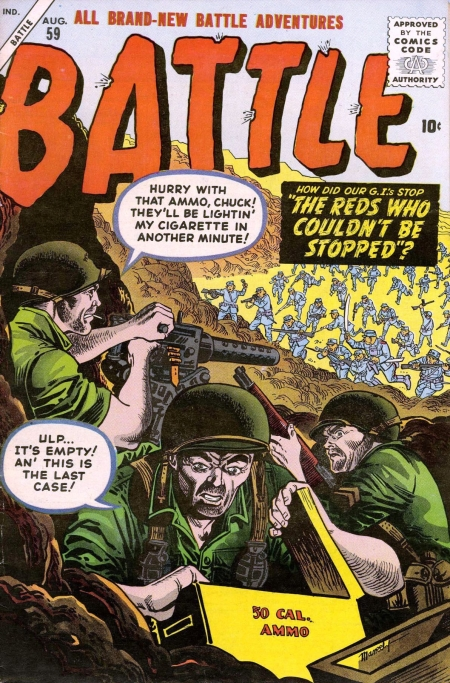 Battle 59 Cover Image