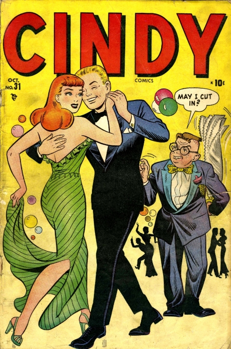 Cindy Comics 31 Cover Image