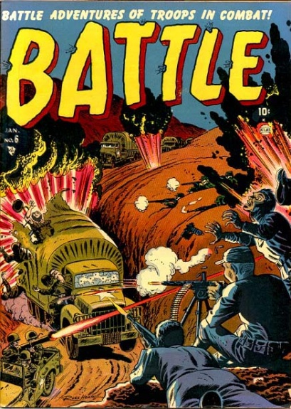 Battle 6 Cover Image