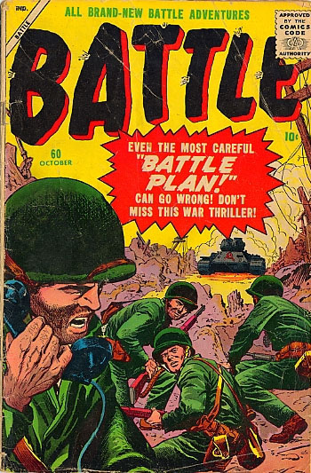 Battle 60 Cover Image