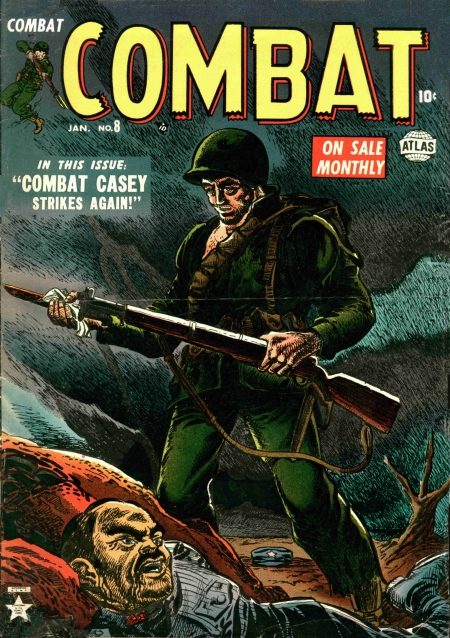 Combat 8 Cover Image