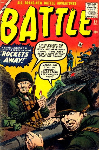 Battle 61 Cover Image