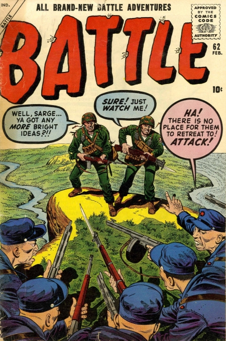 Battle 62 Cover Image