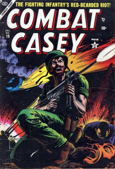 Combat Casey 19 Cover Image