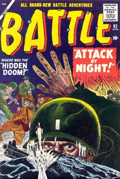 Battle 63 Cover Image