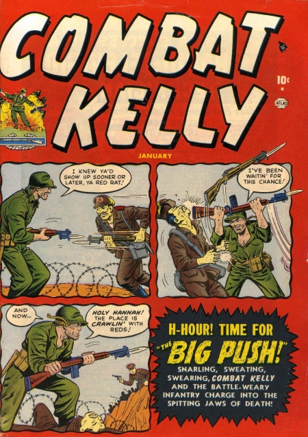 Combat Kelly 2 Cover Image
