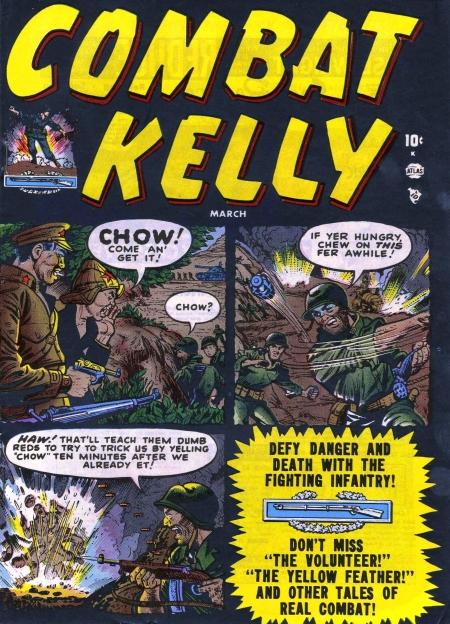 Combat Kelly 3 Cover Image
