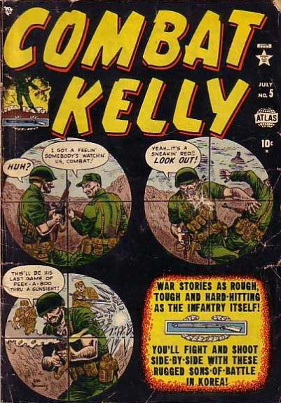 Combat Kelly 5 Cover Image