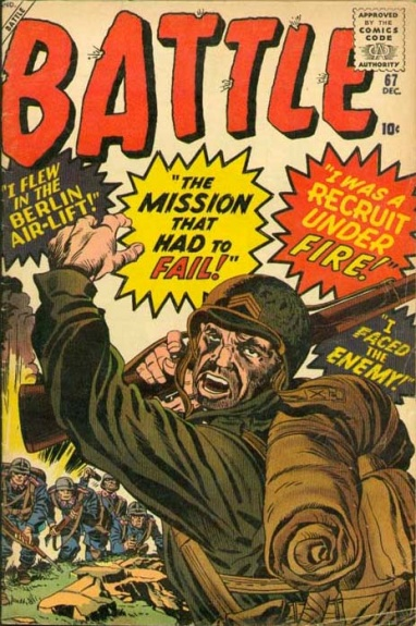 Battle 67 Cover Image