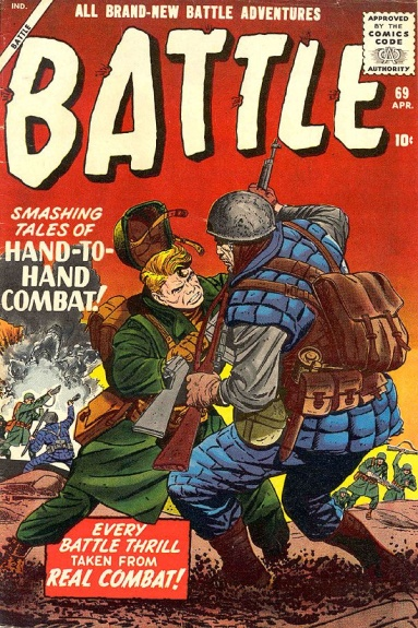 Battle 69 Cover Image