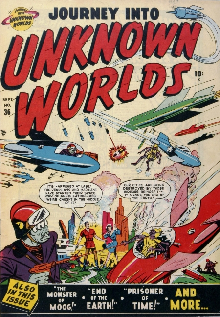 Journey Into Unknown Worlds 36(1) Cover Image
