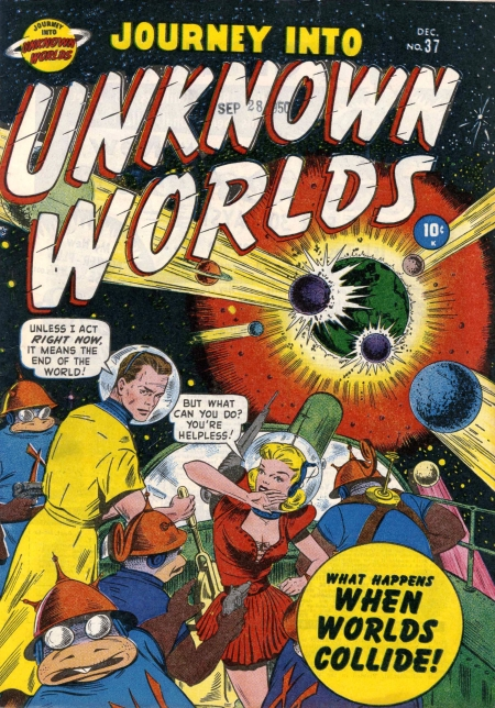 Journey Into Unknown Worlds 37(2) Cover Image
