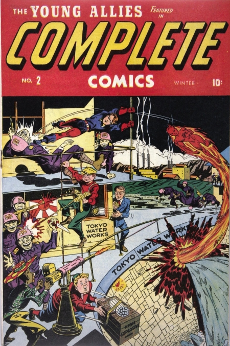 Complete Comics 2 Cover Image