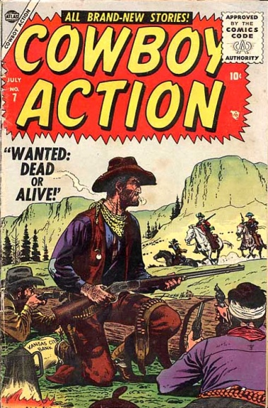 Cowboy Action 7 Cover Image