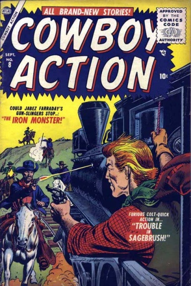 Cowboy Action 8 Cover Image