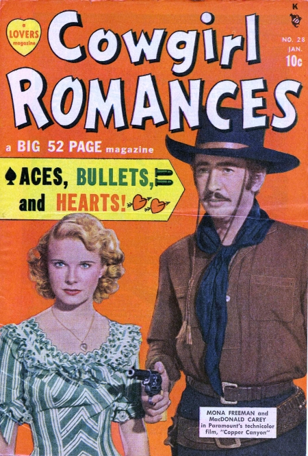 Cowgirl Romances 28 Cover Image