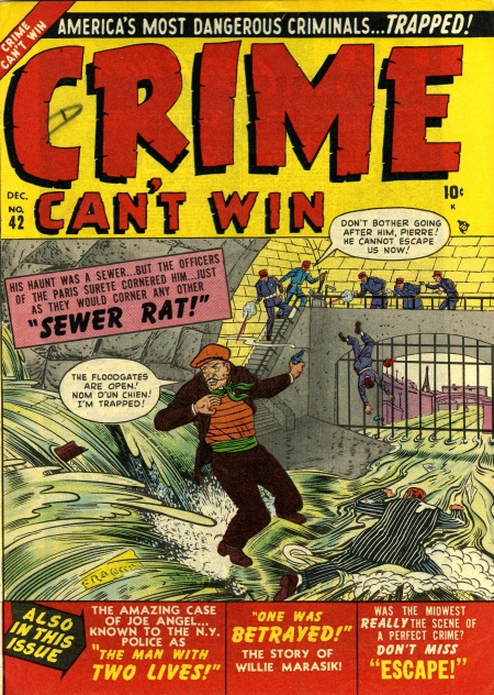 Crime Can't Win 42(2) Cover Image