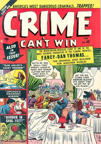 Crime Can't Win 43(3) Cover Image