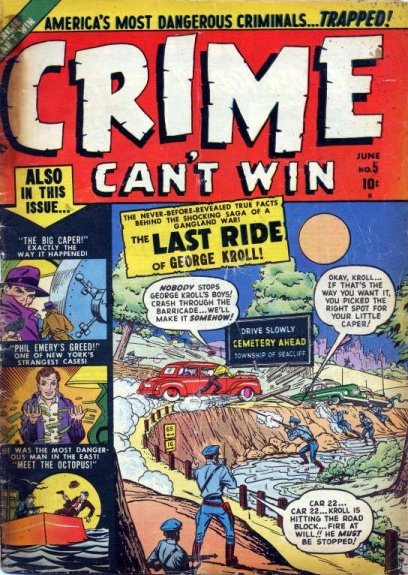 Crime Can't Win 5 Cover Image