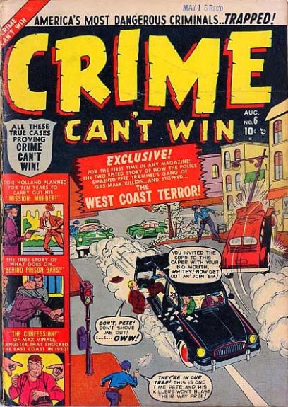 Crime Can't Win 6 Cover Image