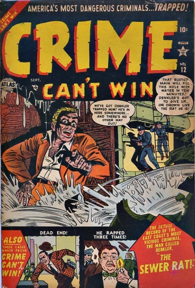 Crime Can't Win 12 Cover Image