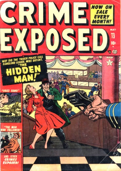 Crime Exposed  13 Cover Image