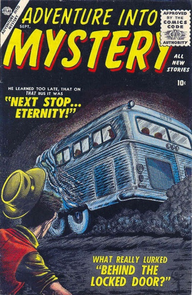 Adventure Into Mystery 3 Cover Image