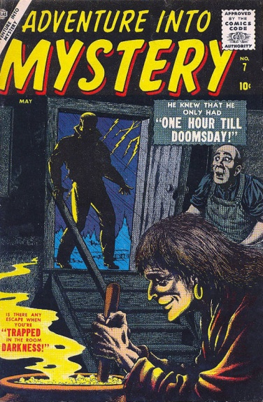 Adventure Into Mystery 7 Cover Image