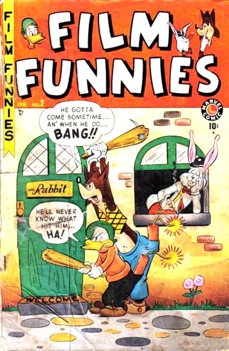 Film Funnies 2 Cover Image