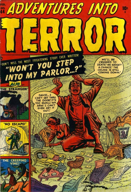 Adventures Into Terror 44(2) Cover Image
