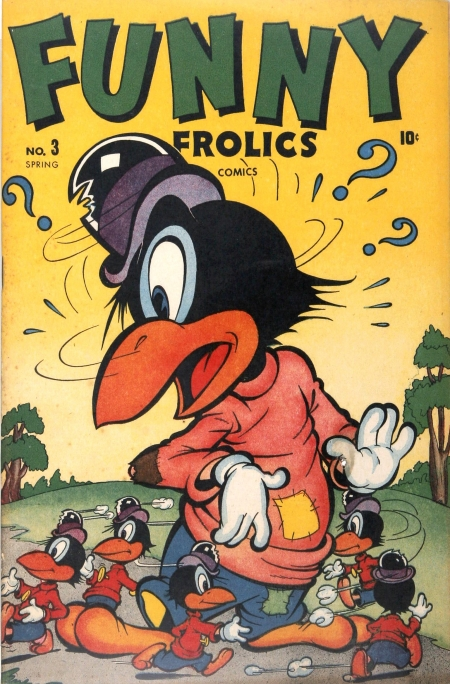 Funny Frolics 3 Cover Image