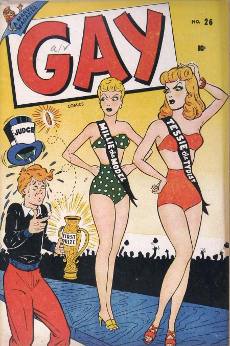 Gay Comics  26 Cover Image