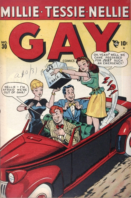 Gay Comics  30 Cover Image