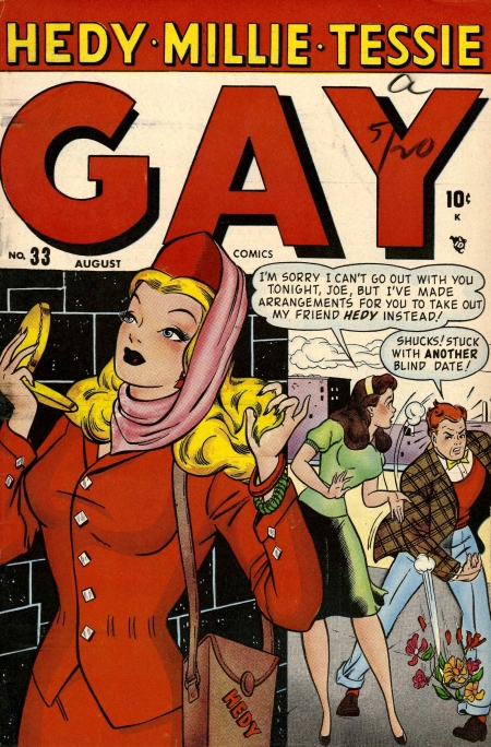 Gay Comics  33 Cover Image