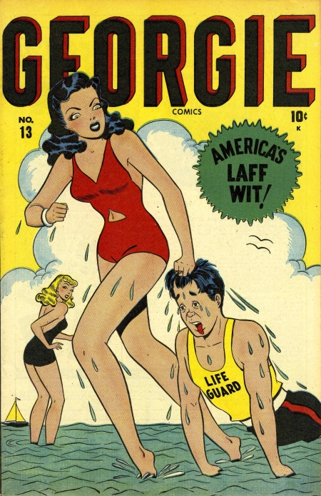 Georgie Comics 13 Cover Image