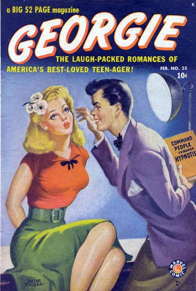 Georgie Comics  25 Cover Image
