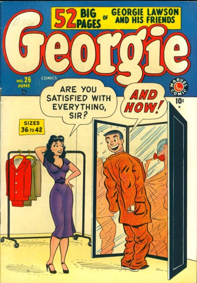 Georgie Comics  26 Cover Image