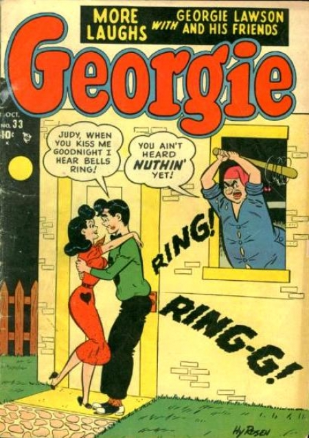 Georgie Comics  33 Cover Image