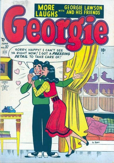 Georgie Comics  37 Cover Image