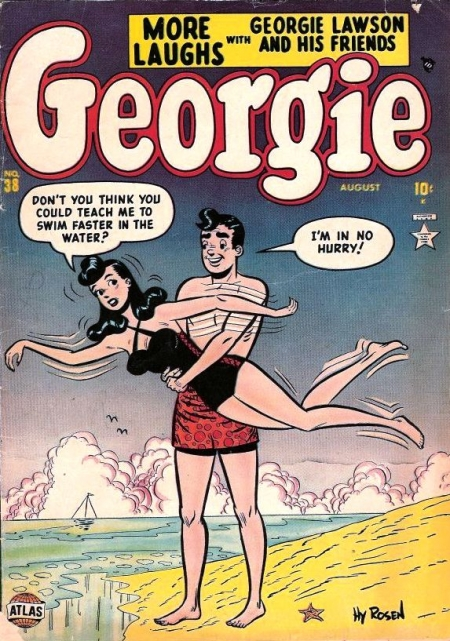 Georgie Comics  38 Cover Image