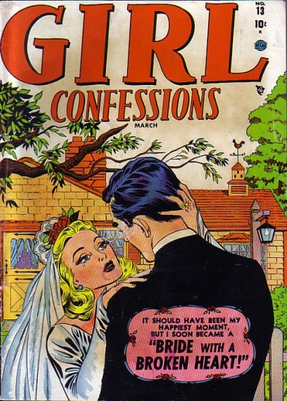 Girl Confessions 13 Cover Image