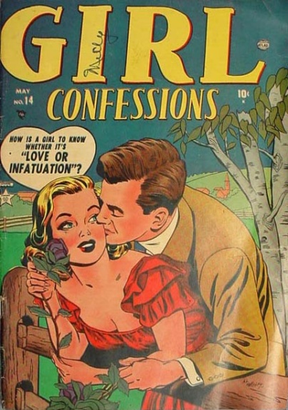 Girl Confessions 14 Cover Image