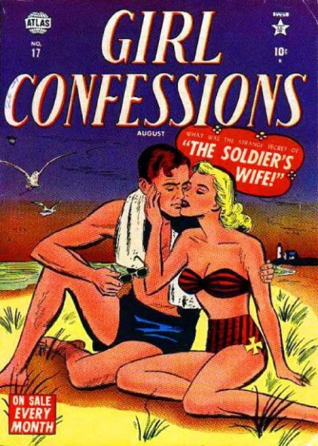 Girl Confessions 17 Cover Image