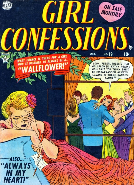 Girl Confessions 19 Cover Image