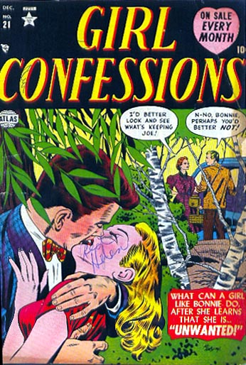 Girl Confessions 21 Cover Image